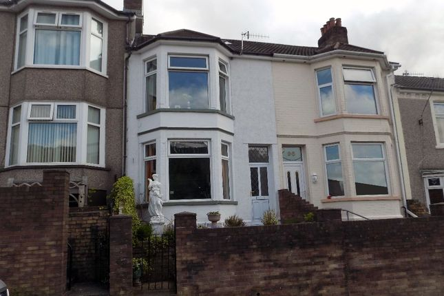 Thumbnail Terraced house for sale in Richmond Road, Abertillery