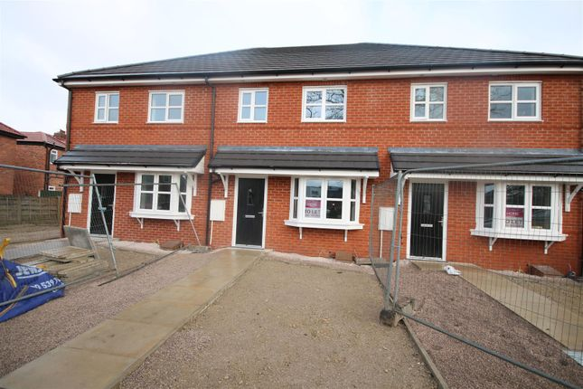 Thumbnail End terrace house to rent in Leinster Road, Swinton, Manchester