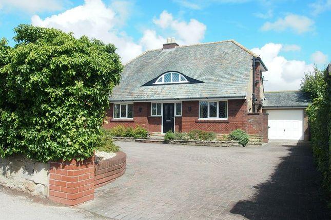 Thumbnail Detached bungalow for sale in Torrisholme Road, Lancaster