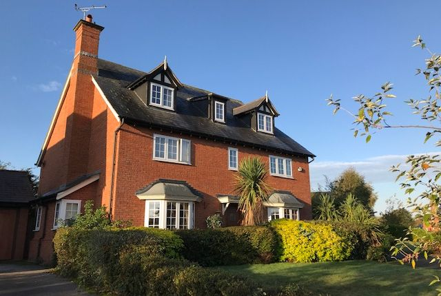 Thumbnail Detached house to rent in Henley Road, Wychwood Park, Weston, Crewe, Cheshire