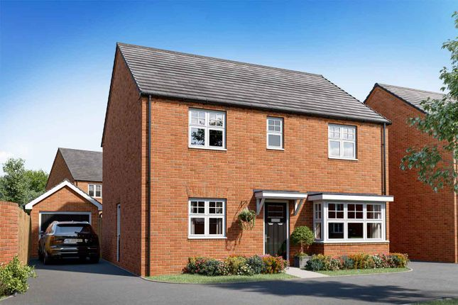 """Thumbnail Detached house for sale in """"The Pembroke"""" at Tewkesbury Road, Twigworth, Gloucester"""