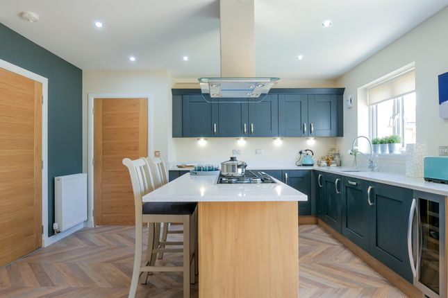Thumbnail Detached house for sale in Off Oakley Road, Saline, Dunfermline, Fife