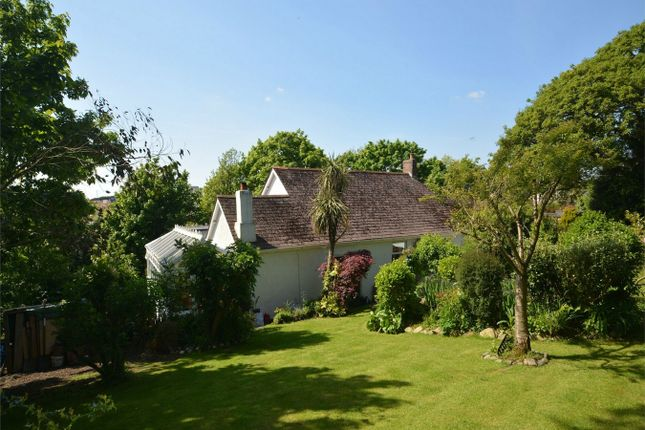 Thumbnail Detached bungalow for sale in Old Falmouth Road, Truro, Cornwall