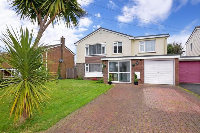 Thumbnail Link-detached house for sale in Staplers Road, Newport, Isle Of Wight