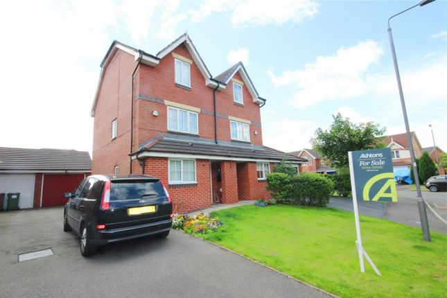 Thumbnail Semi-detached house for sale in Andromeda Way, St. Helens