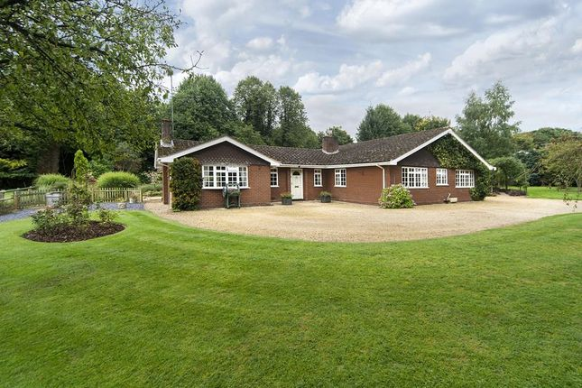 Thumbnail Detached bungalow for sale in Neachley Lane, Neachley, Shifnal