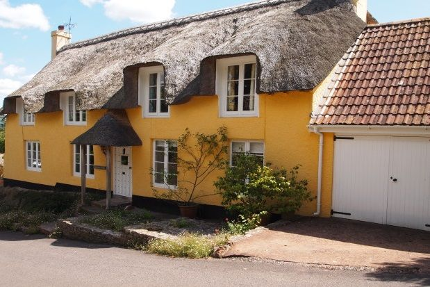 Thumbnail Cottage to rent in Halse, Taunton
