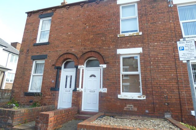 Thumbnail Terraced house for sale in Clift Street, Carlisle