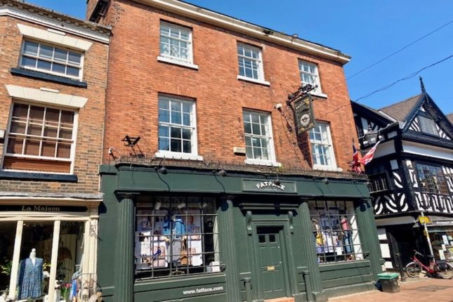 Thumbnail Flat for sale in High Street, Nantwich