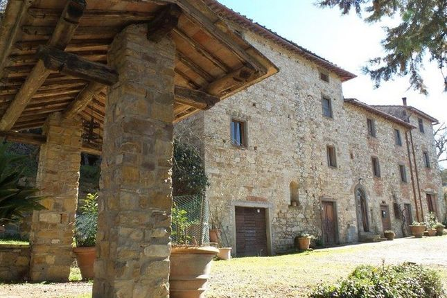Thumbnail Farmhouse for sale in 21048 Castellina In Chianti, Greve In Chianti, Florence, Tuscany, Italy