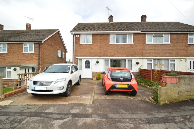 Thumbnail Semi-detached house for sale in Cambridge Road, Rainworth