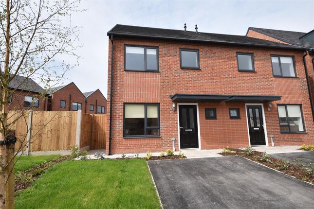Thumbnail Semi-detached house to rent in Faversham Way, Rock Ferry, Birkenhead