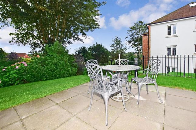 Thumbnail Flat for sale in Grange Road, Uckfield, East Sussex