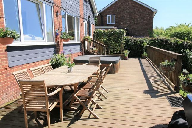 Decking of Foundry Lane, Loosley Row, Princes Risborough HP27
