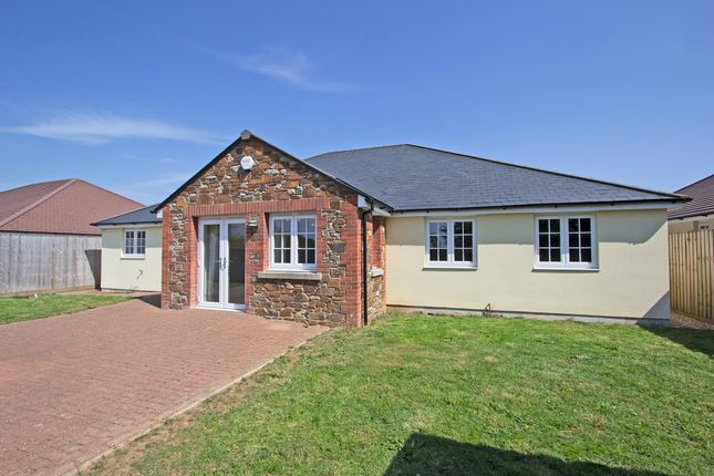 Rear Garden of Caradon Close, Derriford, Plymouth PL6