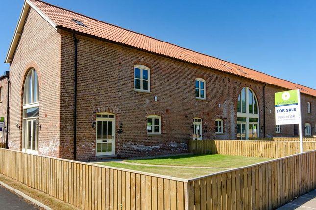 Thumbnail Barn conversion for sale in Buttercup Cottage, Enholmes Farm, Patrington