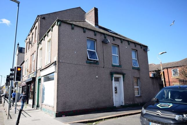 1 bed terraced house to rent in Charles Street, London Road, Carlisle CA1