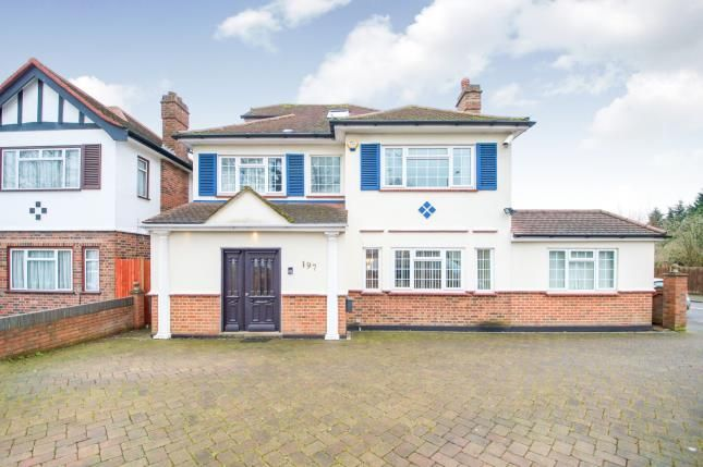 Thumbnail Detached house for sale in Chase Side, Southgate, London, .