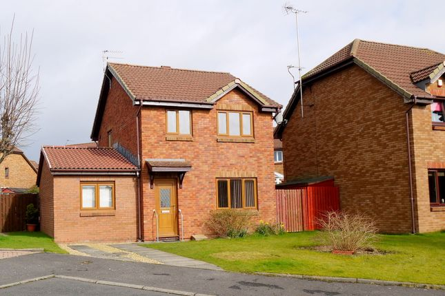 Thumbnail Detached house for sale in Baird Place, Monkton, Prestwick