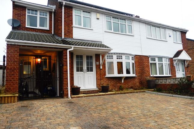 Thumbnail Semi-detached house for sale in Dove Road, Wombwell, Barnsley