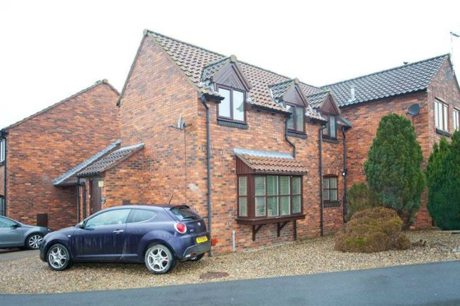 Thumbnail Semi-detached house to rent in Town End Close, Pickering
