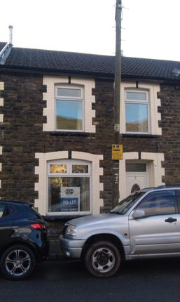 Thumbnail Terraced house to rent in Baglan Street, Pentre