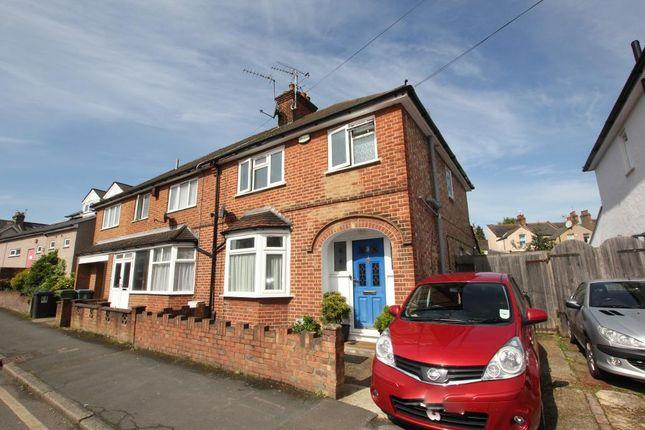 Thumbnail Semi-detached house to rent in Sandown Road, Watford, Herts