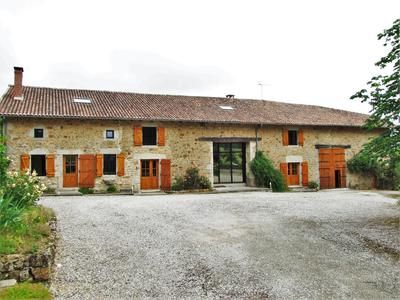 Thumbnail Property for sale in Marval, Haute-Vienne, France