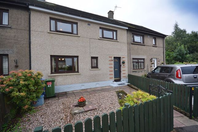 Thumbnail Terraced house for sale in Glenhead Avenue, Coalsnaughton, Tillicoultry