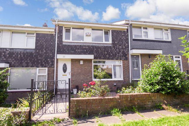 Thumbnail Terraced house for sale in Morven Lea, Blaydon-On-Tyne