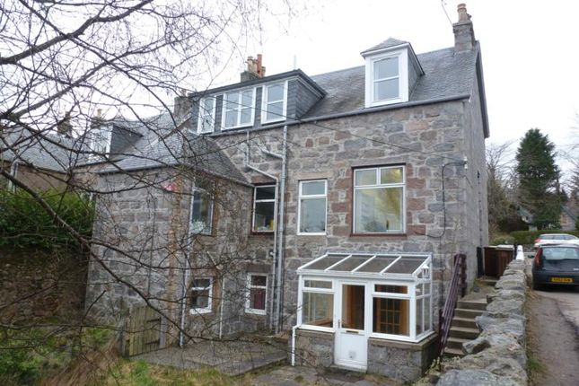 Thumbnail Flat to rent in North Deeside Road, Bieldside