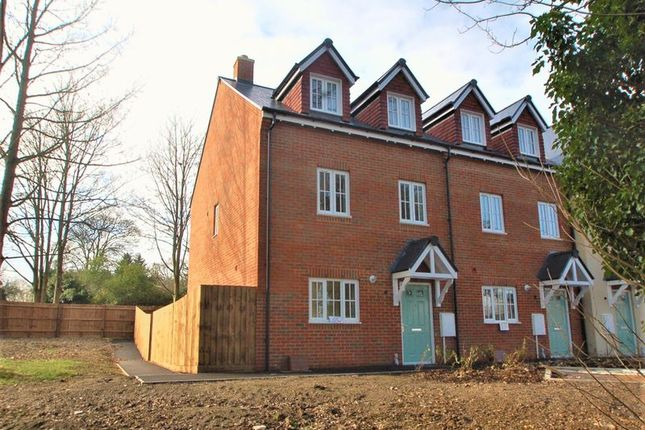Thumbnail Semi-detached house for sale in Barn Lane, Hazlemere, High Wycombe