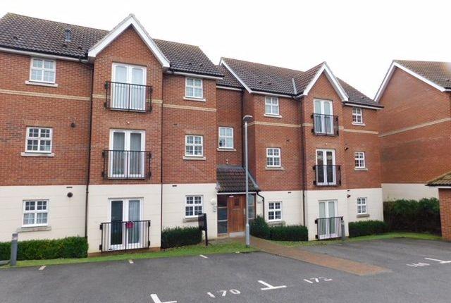 Thumbnail Flat to rent in Kittiwake Court, Stowmarket