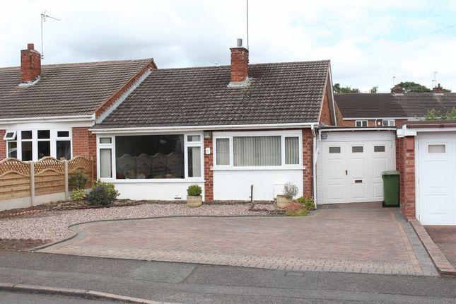 Thumbnail Semi-detached bungalow for sale in Barton Lane, Kingswinford