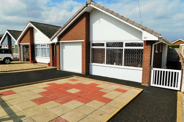 Thumbnail Bungalow for sale in Chanctonbury Way, Sutton-On-Sea, Mablethorpe