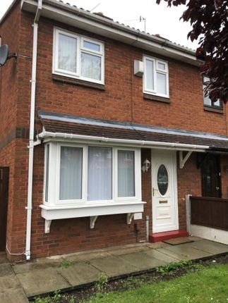 Thumbnail Semi-detached house to rent in Emerson Street, Liverpool, Merseyside