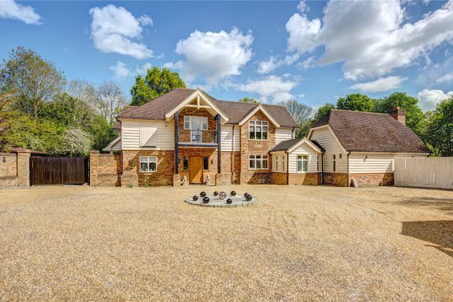 Thumbnail Detached house for sale in Bottom Lane, Seer Green, Buckinghamshire