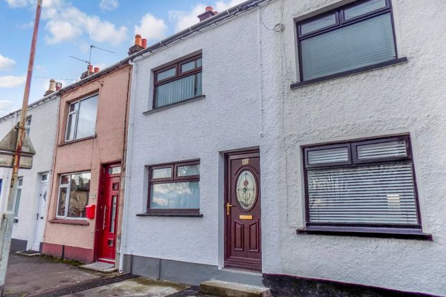 Thumbnail Terraced house to rent in Low Road, Lisburn