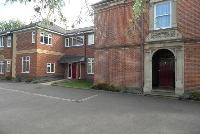 External of Riversdale House, 41 London Road, High Wycombe HP11