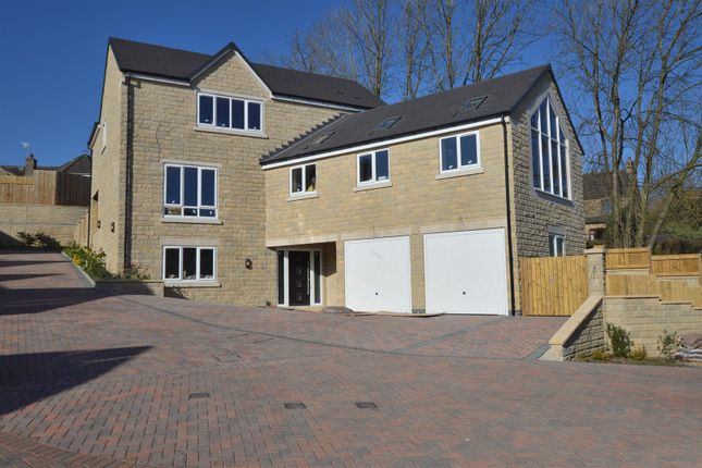 Thumbnail Detached house for sale in Tarry Fields Court, Crich, Matlock