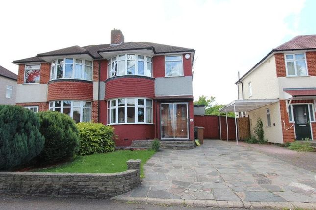 Thumbnail Semi-detached house for sale in Benhill Road, Sutton