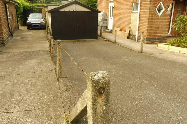 Thumbnail Property for sale in Hickton Road, Swanwick, Alfreton