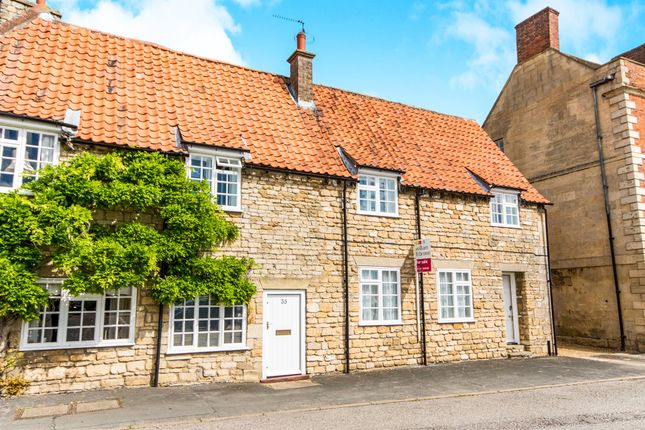Thumbnail Semi-detached house for sale in Market Place, Folkingham, Sleaford