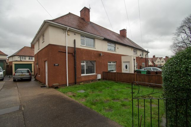 End terrace house for sale in Grindon Crescent, Bulwell, Nottingham
