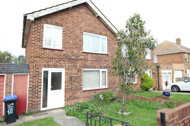 Thumbnail Semi-detached house to rent in Helvellyn Avenue, Ramsgate