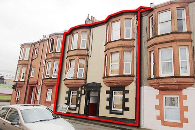 Thumbnail Flat for sale in 124, Nelson Street, (Flats Gl, Gr, 1L, 1R, 2L, 2R), Largs KA309Jf