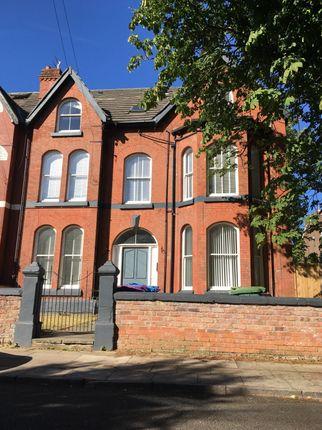 Thumbnail Flat to rent in Bertram Road, Liverpool