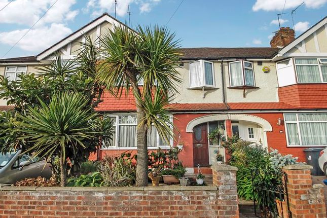 Thumbnail Terraced house for sale in Castle Road, Northolt