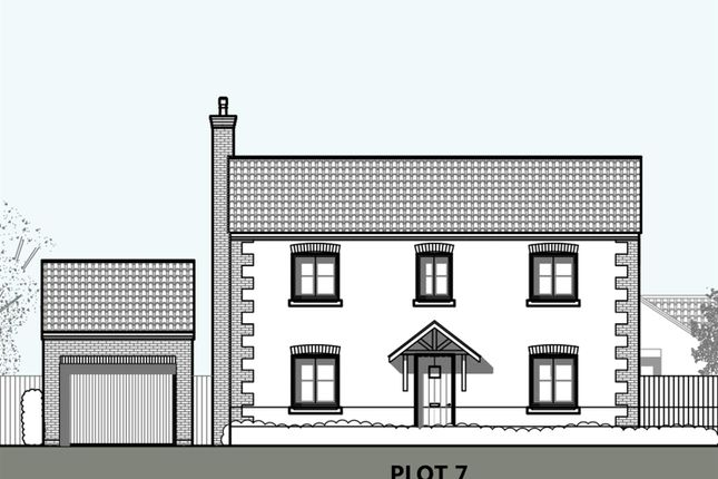 Thumbnail Detached house for sale in Plot 7, 3 Shipley Close, Wold Newton, Driffield
