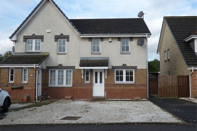Thumbnail Semi-detached house for sale in Alloway Drive, Kirkcaldy, Fife